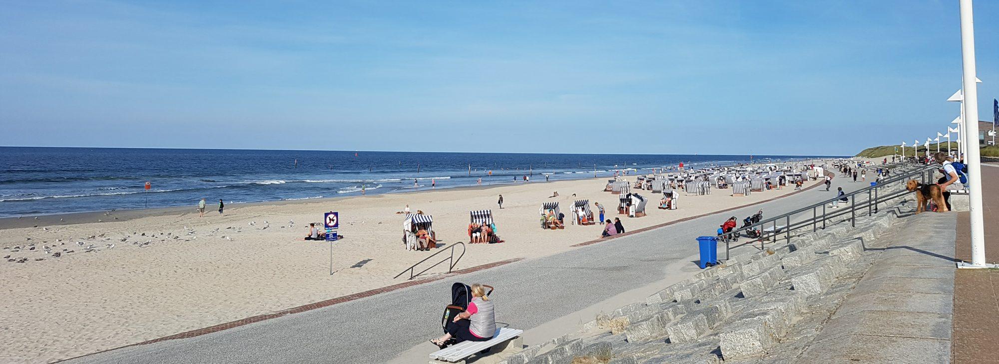 GardenStreet48: Komfort-Ferienwohnung auf Norderney